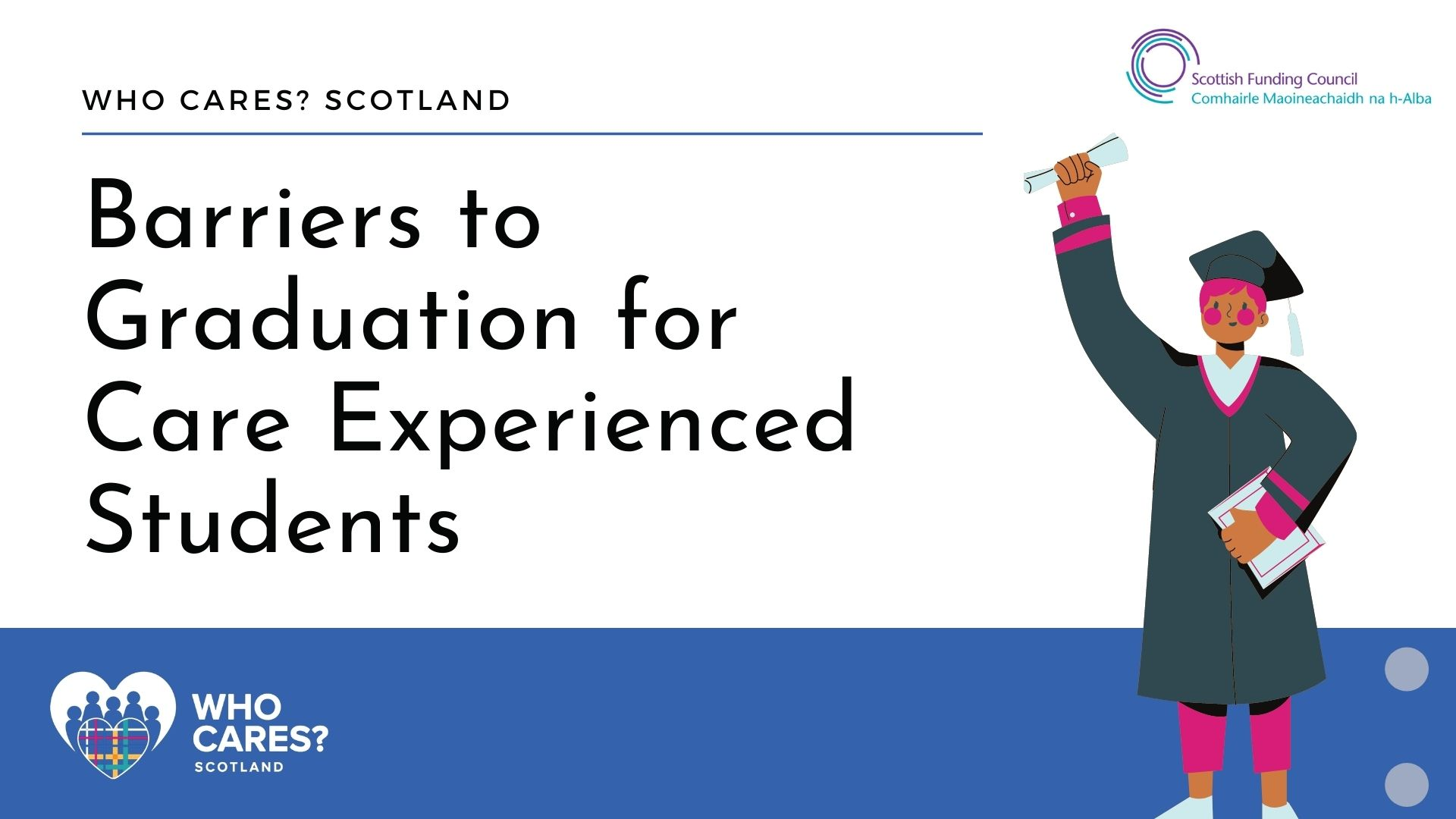 Barriers to Graduation for Care Experienced Students
