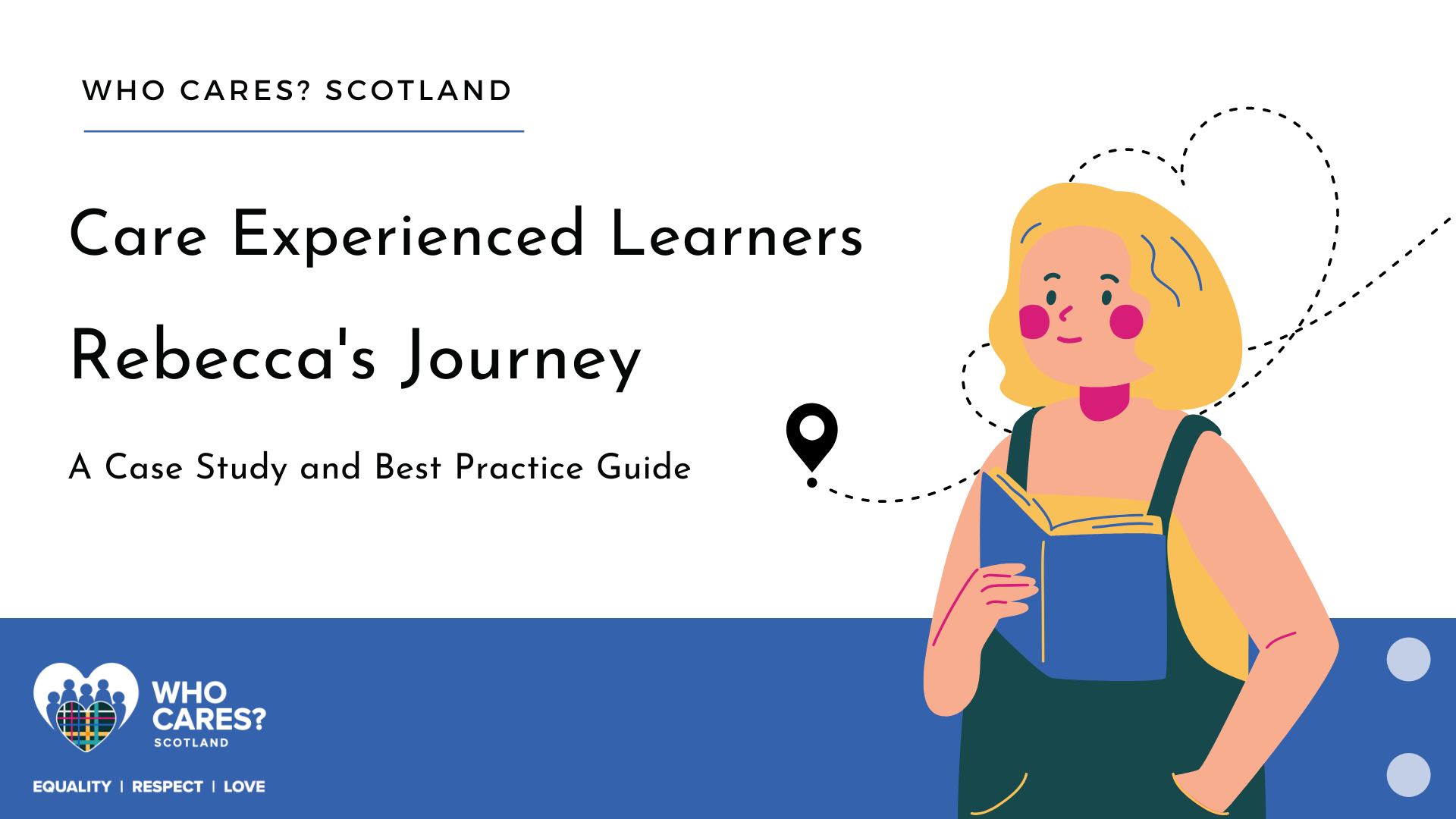 Care Experienced Learner Journey – Rebecca